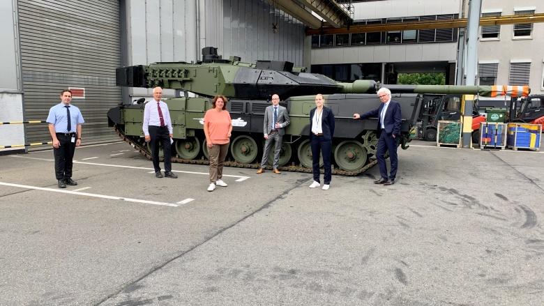 Der Kampfpanzer Leopard 2