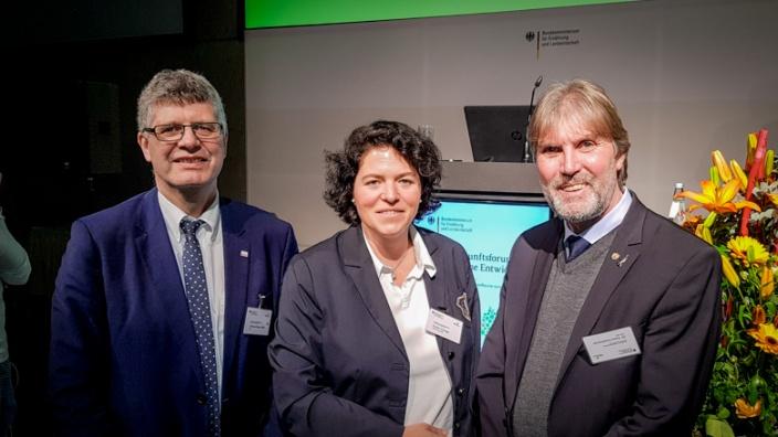 Haase MdB, Vieregge MdB, Dr. Schafmeister Kreis Lippe