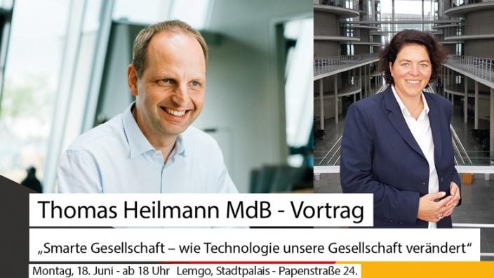 Thomas Heilmann MdB zu Gast in Lippe_Vieregge MdB